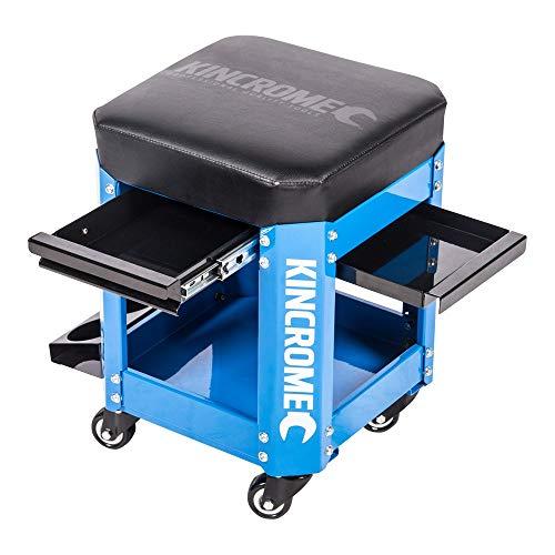 KINCROME Garage Work Shop Mechanics Automotive Rolling Stool Creeper Seat