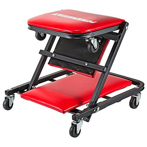 Powerbuilt 620513 36 Zag 2 in 1 CreeperRolling Seat