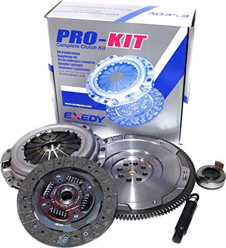 Exedy Pro-Kit Clutch Set AF HD Flywheel Fits Honda Accord Prelude 22l 23l
