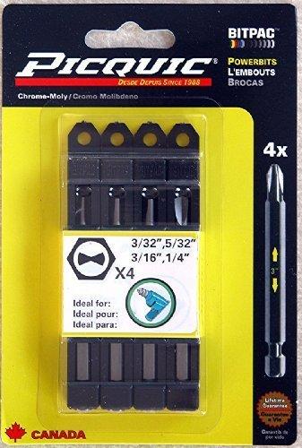 PICQUIC 95010 Clutch Set 332 532 316 14