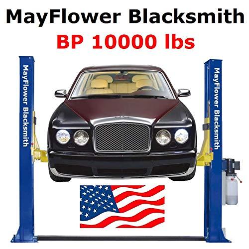 Mayflower Blacksmith Base Plate Two Post Lift car Lift 10000 lbs BP10000