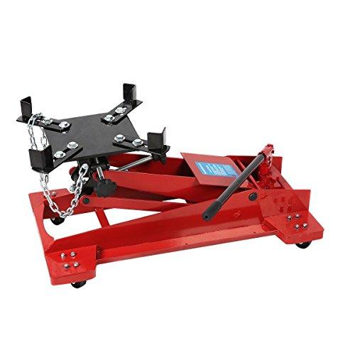 Goplus Low Profile Transmission Hydraulic Jack Low Lift for Auto Shop Repair 05 Ton