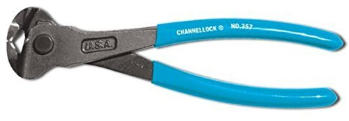 Channellock 357 7 End Cutting Pliers