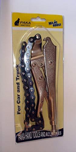 10 Locking Chain Clamp Plier 18 Chain Vise Locking Wrench
