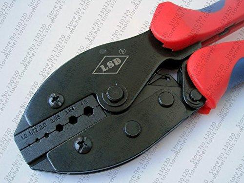 LY-1741 RG174 Coaxial crimping Tool for coax cable fiber optic hand crimp plier crimper