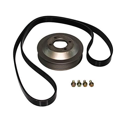 Rein Automotive PKW0001 Engine Water Pump Pulley Kit