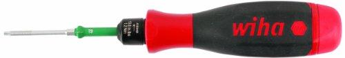 Wiha 29233e 53-InchPound Easy Torque Handle with Torx T6 Blade