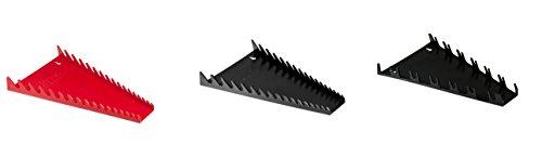 Ernst Mfg 5060 RD5061 BK 16 Wrench5091 BK 12 Screwdriver Holders 3PC Tray Set