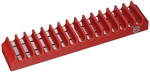 Mechanics Time Saver MTSSDH15-R Screwdriver Holder Red Magnetic