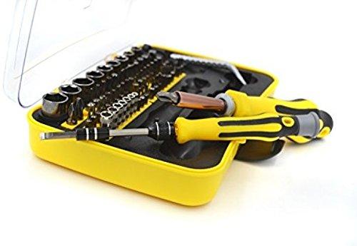 Generic Socket Travel ist Tool K Office Garage arage T Screwdriver Socket Set Kit H Machinist Tool driver Kit Home wdrive