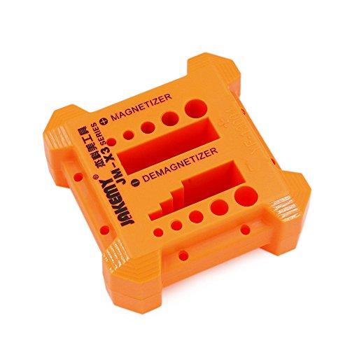 Screwdriver Magnetizer  Demagnetizer For Screwdriver Tips Bits Tweezer 98x98mm
