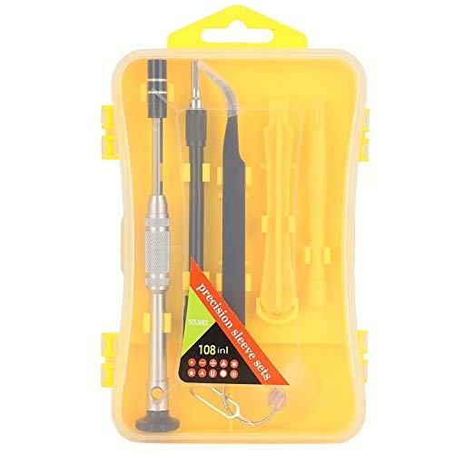 Sanpyl Screwdriver Sets for Computer Mobile Phone Repair Tools Kit Multipurpose Precision Screwdriver Kit