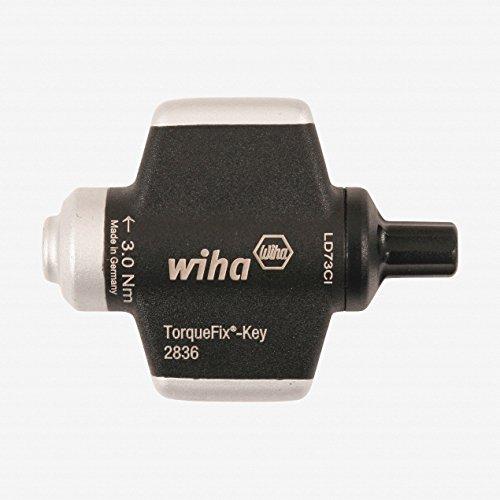Wiha 28349 05 Nm 44 in-lbs TorqueFix Wing Screwdriver Handle