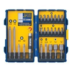 24 Piece Screwdriver Bit Set Tools Equipment Hand Tools