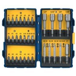 30 Piece Screwdriver Bit Set Tools Equipment Hand Tools