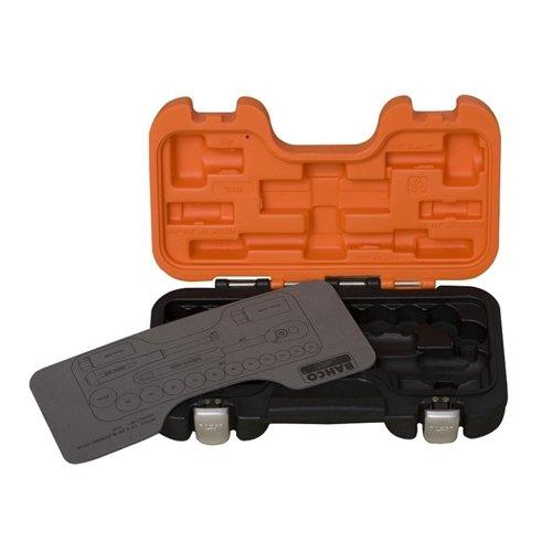 Bahco S330-CASE Empty Socket Set Cases for S330 Multi-Colour
