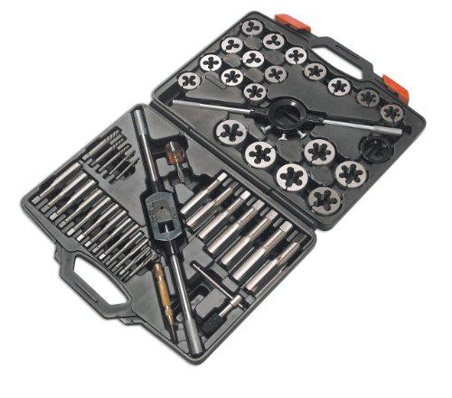 Laser - 3246 Tap and Die Set - Metric 51pack qty