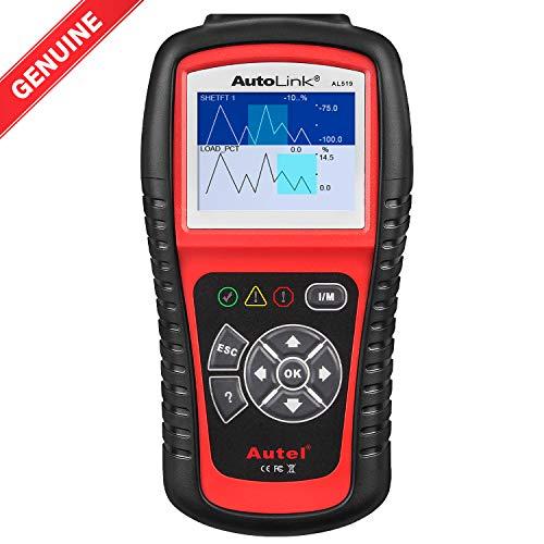 Autel AutoLink AL519 OBD2 Scanner Enhanced Mode 6 Automotive Engine Fault Code Reader CAN Diagnostic Scan Tool Upgraded Ver of AL319