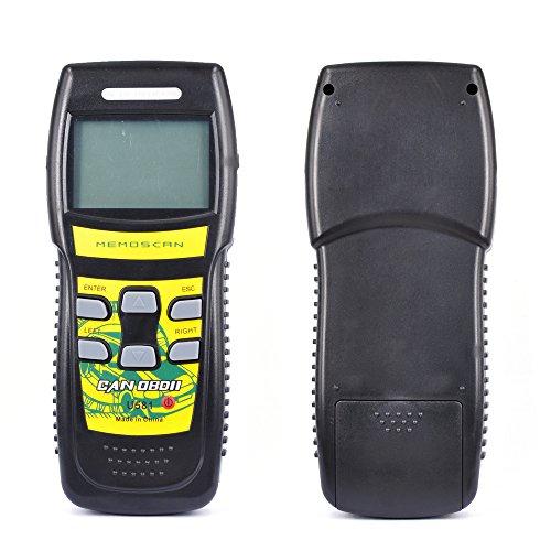 FXL Auto Code Reader Scanner Memo U581 CAN OBDIIEOBDII Car Scan Tool Diagnostic Tool Live Data
