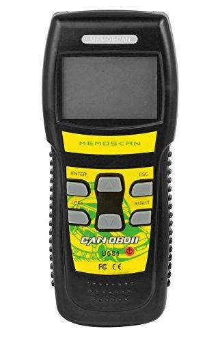 Memo U581 CAN OBDIIEOBDII Scan Tool Atuo Car Code Reader Scanner Diagnostic Tool