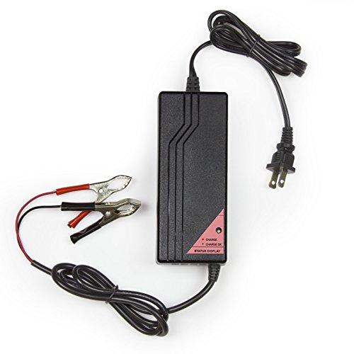 12V 10A Lead-acid Battery Charger