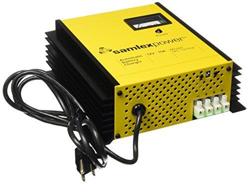 Samlex America Solar SEC-1215UL SEC-UL Series 12V Battery Charger15 Amp