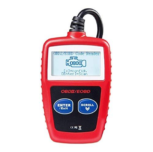 Boddenly AutoLink MS309 OBD2 OBDII Scanner Automotive Engine Fault Code Reader CAN Scan Tool Auto Code Reader Car Diagnostic Scan Tool Vehicle Check Engine Light Analyzer