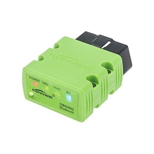 KONNWEI KW902 Mini Bluetooth Wireless OBD-II Car Auto Diagnostic Scan Tools