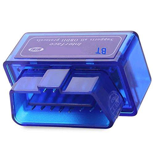 YoYo-Min Mini Bluetooth OBDII V21 Automotive Diagnostics Scanner Car Auto Diagnostic Scan Tool