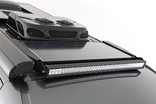 07 Sprinter Van LED Light Bar Solar Panel Mount
