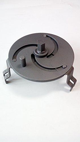 3 Jaws Adjustable Fuel Tank Lid Wrench Fuel Gauge Pump Sender Collar Wrench