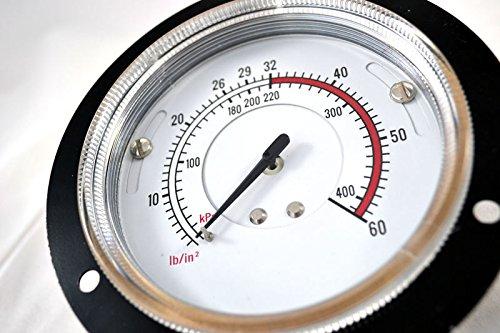 Technicians Choice Air Gauge for Coats Tire Changers Flange Mount