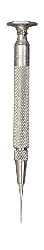 Starrett 555AA Stainless Steel Jewelers Complete Screwdriver 025 Head 334 Length 78 Blade Length