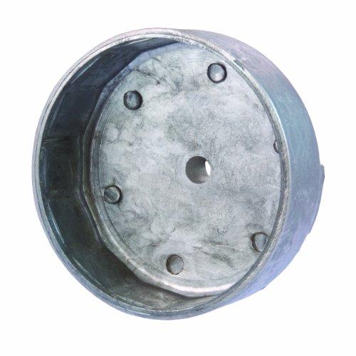Assenmacher Specialty Tools M 0284 Oil Filter Socket Wrench 84mm 14Flats