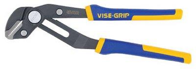 Irwin Groove Lock Straight Jaw Pliers 8