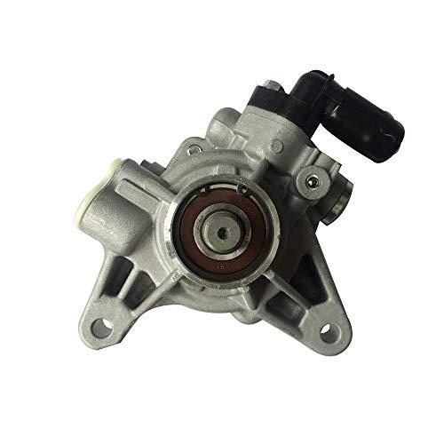 DRIVESTAR 21-5415 Power Steering Pump for 2004 2005 Acura TSX 24L 04 05 TSX Power Steering Pump OE-Quality New Power Steering Pump Acuta TSX 2004 2005 24 Power Steering Pump Acura TSX