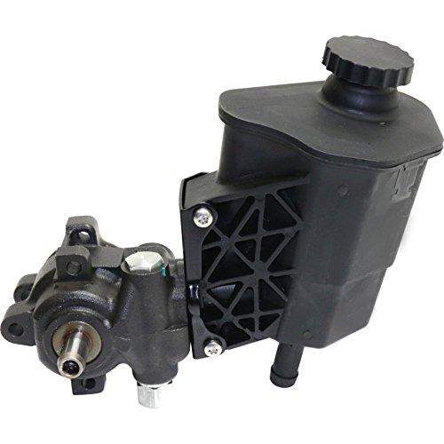Power Steering Pump compatible with 2003-2007 Dodge Ram 2500 wreservoir