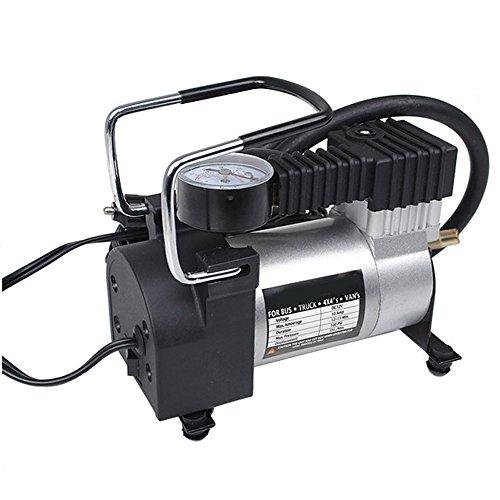 Mini Tyre Pump Compressor 150PSI Portable Electric Air Compressor DC 12V Car Tire Inflator Pump With Gauge