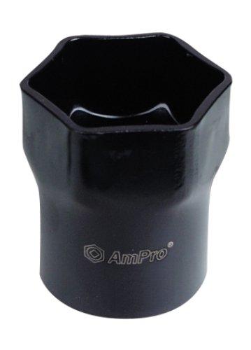 AMPRO T75310 34-Inch Drive Truck Wheel Bearing Lock Nut Sockets 6 Point 3 12-Inch