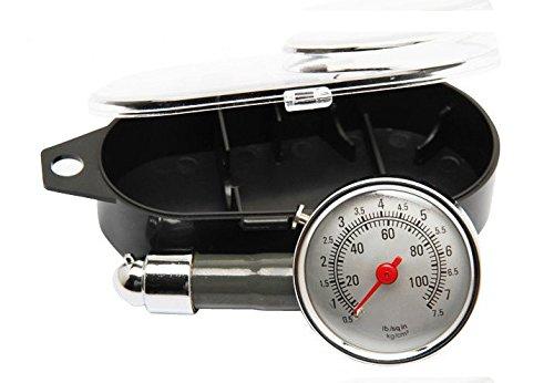 Car Vehicle Motorcycle Dial Tire Gauge Pressure Tyre Measurement Tool To save gas TTG01