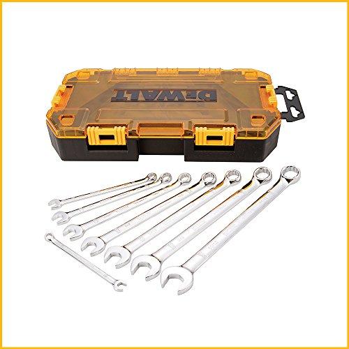 DEWALT Combination Wrench Set  SAE 8 pieces DWMT73809