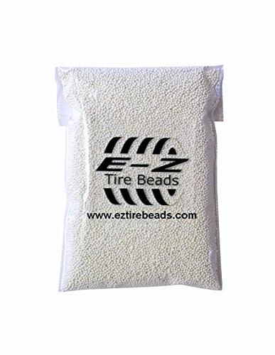 E-Z Tire Beads - Ceramic Balancing 1 bag of 8 oz TruckMotorhome4x4TrailerMotorcycle