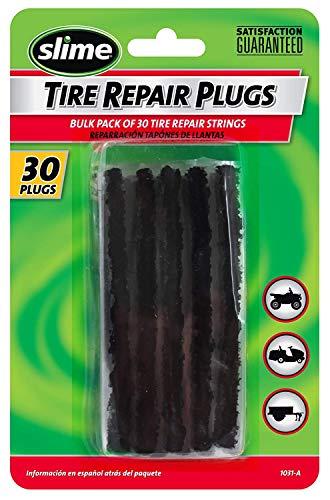 Slime 1031-A Tire Repair Plugs 30 Per Pack 4 Pack