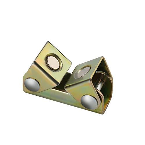 V Type Magnetic Tab Best Useful Hand Tools Adjustable Magnetic Welding Clamps Holder Suspender Fixture Adjustable V Pads Strong Single