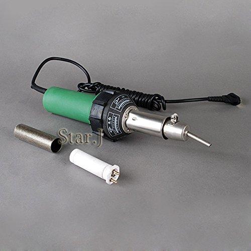 Hot Air Torch Plastic Welding Gun Welder Pistol 1500W