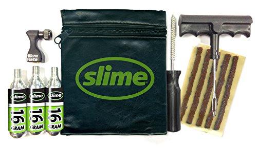 Slime 20240 ATVUTV Emergency Flat Tire Repair and Inflation Kit 8 Pack