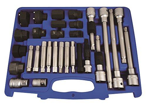 Astro 7878 Master Alternator Pulley Removal Service Kit 30 Piece