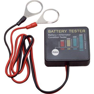 Ironton BatteryAlternator Tester - 12 Volt