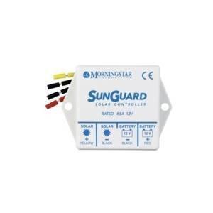 Morningstar SG-4 SunGuard 45 Amp PWM Charge Controller 12 Volt