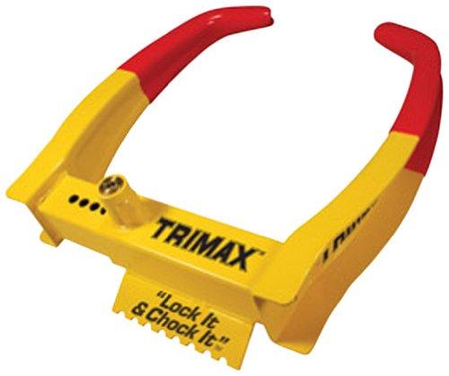 Trimax TCL75 Wheel Chock Lock